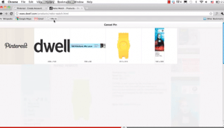 Pinterest: How to Install Pin It Bookmarklet