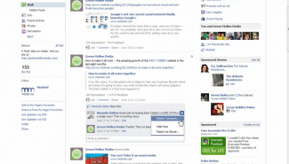 Facebook: How to remove spam and block users on your business page