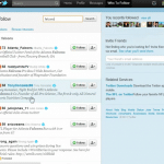 Twitter: How to use the search feature to find interesting new users