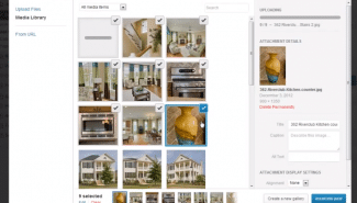 WordPress: The new media and gallery features in 3.5