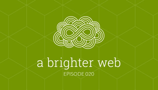 Episode 020 - New products from Google, more AMP and Business updates and much more - A Brighter Web
