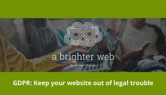 Meetup: GDPR: Keep Your Website Out of Legal Trouble
