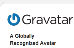 Using Gravatar to show your photo on sites