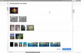 Google+: Adding photos, videos and links to your posts