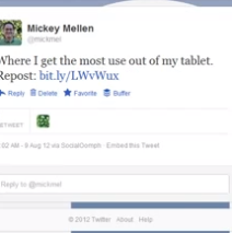 WordPress: How to quickly embed a Tweet in WordPress