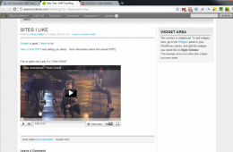 WordPress: How to embed a video